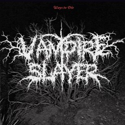 Vampire Slayer-Cover