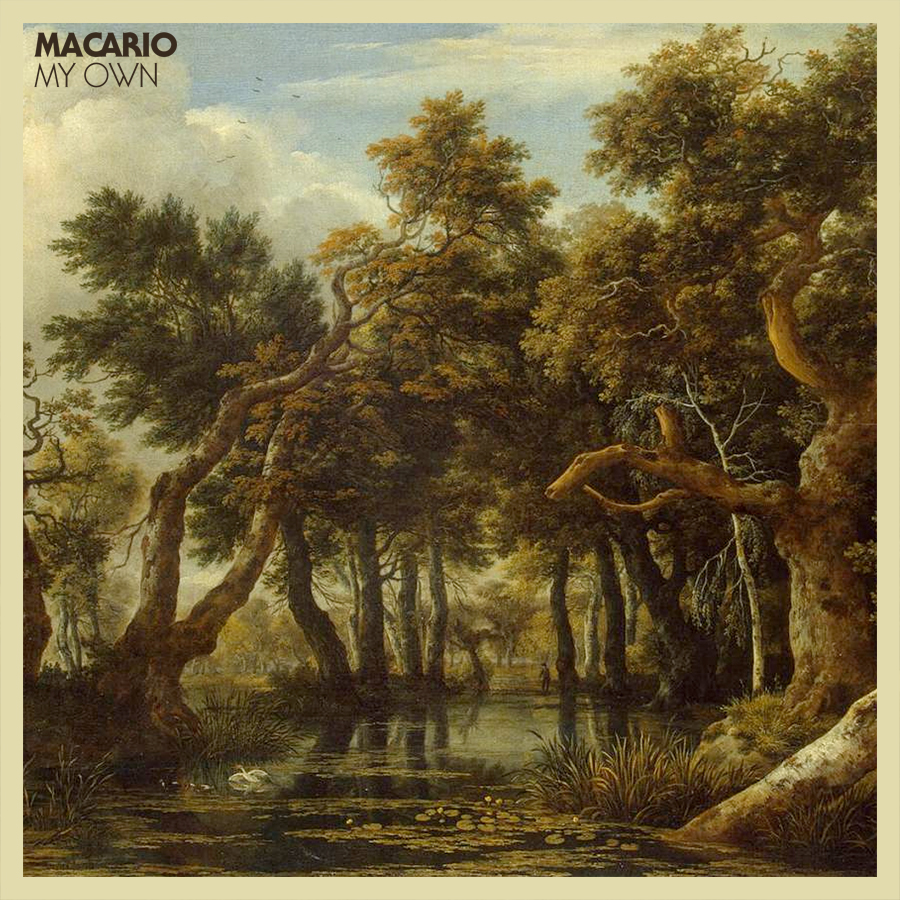 Macario_My Own_Cover